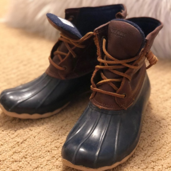 Sperry Shoes - Sperry Top-Sider Rain Boots